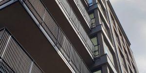 Parker's metāla risinājumi - balkonu margas